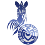 Logo MSV metallisch