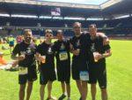 Halbmarathon Anchor Running Crew