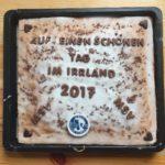 Kuchen für das Irrland