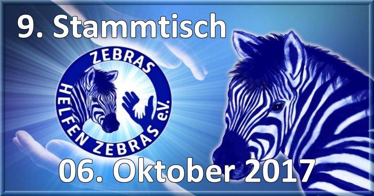 9. Stammtisch Zebras helfen Zebras e.V.