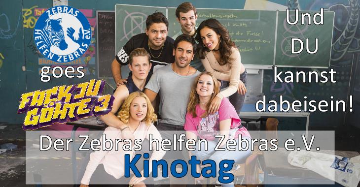 ZhZ goes FJG3 - Mit ZhZ zu Fack Ju Göthe 3